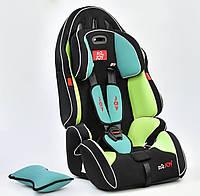 Детское Автокресло G 5090  Цвет чёрно-зелёный 9-36 кг Joy