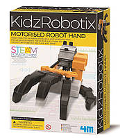 Набор для опытов Моторизированная роборука 4M (00-03407), фото 1