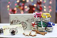 Подарочный новогодний набор 5 дней радости (3415111)