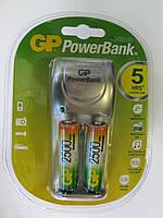 Зарядное устройство GP PB25 и 2 аккумулятора 2500