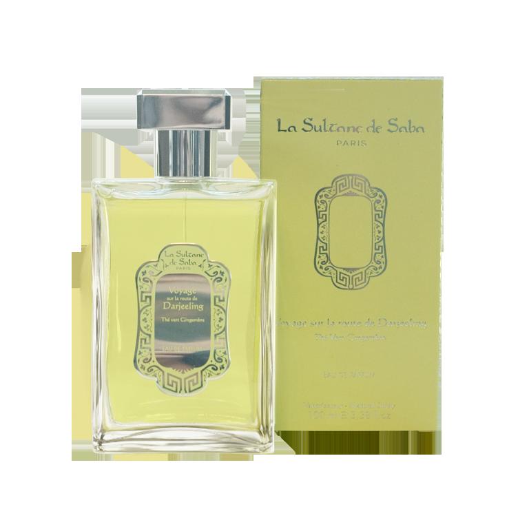 "Парфюмерная вода ""Зеленый чай/Имбирь"" Султан де Саба La Sultane de Saba PERFUME Ginger green tea"
