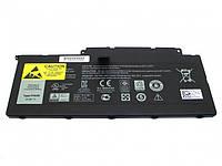 Аккумулятор Dell F7HVR 14.8V 3900mAh 58Wh Inspiron 15-7537 17-7737 062VNH G4YJM T2T3J (оригинал)