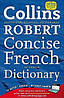 Collins Concise French Robert Dictionary