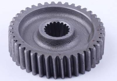 Шестерня вторинного валу редуктора (колеса) - 125/150CC, фото 2