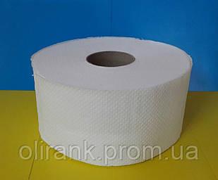 Туалетная бумага  ДЖАМБО целлюлоза рулон 100 метров 8 рул в мешке
