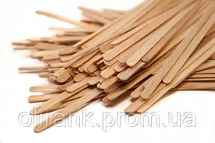 Мішалка дерев'яна 14см (вільха) 800шт/уп (40уп/міш)