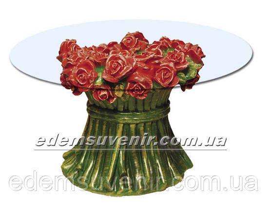 Стол журнальный Розы, фото 2
