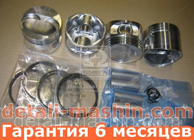 Поршень цилиндра 82,0 (E) ВАЗ 2110, 2111, 2112 (поршень+палец+поршн.кольца) М/К (про-во АвтоВАЗ)
