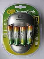 Зарядное устройство GP PB27 и 4 аккумулятора 2700