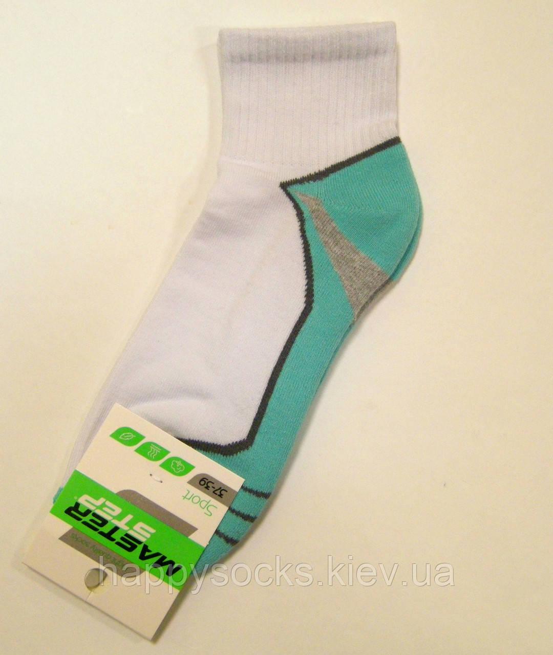 Хлопковые носки с махровым следом мужские