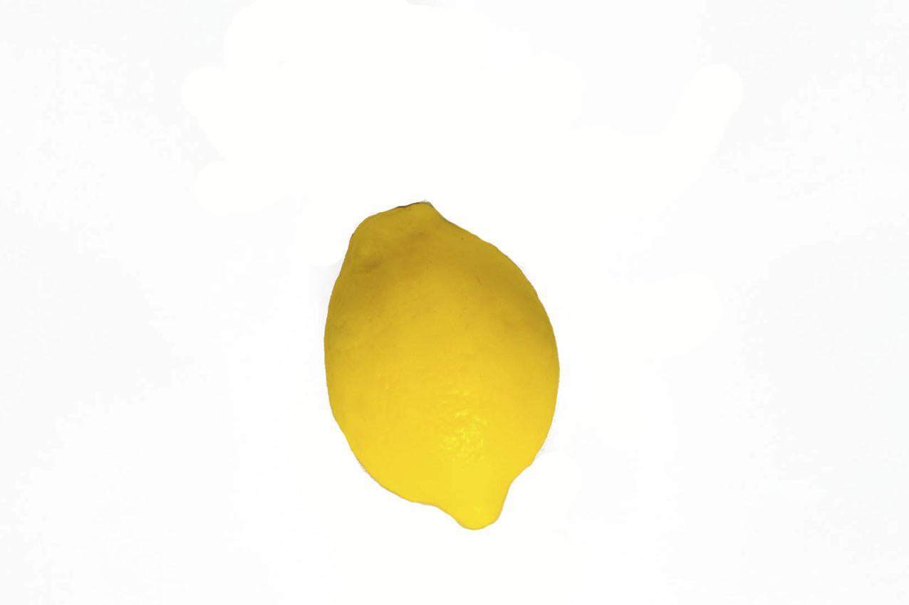 Тайское фруктовое мыло Лимон (s2)