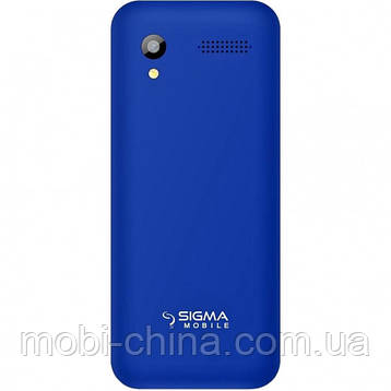 Телефон Sigma X-Style 31 Power 3100 mAh Blue, фото 2