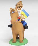 Статуэтка Казак на коне