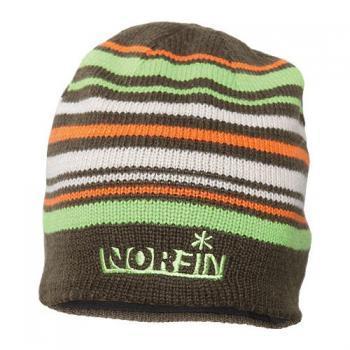 Шапка вязаная Norfin FROST (в полоску )