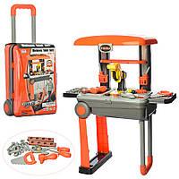 Набор инструментов 008-922A чемодан-верстак 53-63-24,5 см