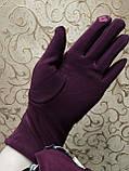ЭЛАСТИК Перчатки с сенсором для работы на телефоне плоншете/Сенсорны женские перчатки ANJELA оптом, фото 4