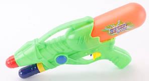 Водяной пистолет 1310003 с насосом, в пакете 254,513см 240шт2 арт.015L