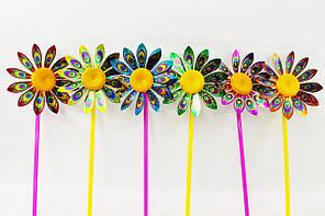 Ветрячок V0501 500шт 5 цветов в пакете