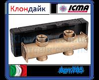 Icma Сборный коллектор с двойной камерой