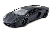 Машинка р/в 1:14 Meizhi ліценз. Lamborghini LP700 (чорний), фото 1