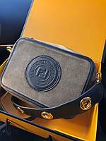 Модная сумочка через плече FENDI  (реплика), фото 1