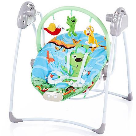 Кресло-качели Bambi M 2130-5 Голубой (intM 2130-5)