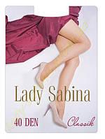 «Lady Sabina classic» 40 Den 5 Бежевая