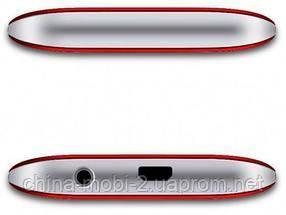 Телефон Sigma X-Style 33 Steel червоний, фото 2