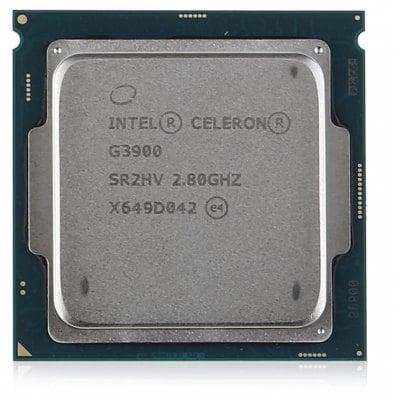 "Процессор Intel Celeron G3900 (BX80662G3900) 2.8GHz Socket 1151 ""Over-Stock"" Б/У"