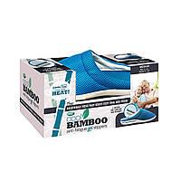 Домашние тапочки Сool Bamboo Anti-fatigue Gel Slippers, фото 1