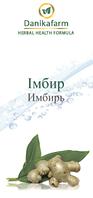 БАЖ «ИМБИРЬ» 100 мл, Даникафарм