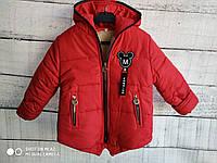 Куртка для девочки, зима ,2-5 лет, фото 1