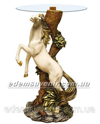 Стол журнальный Конь Б, фото 2