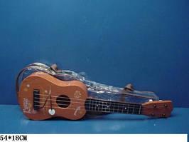 Гитара 130A3 48шт2 с ремешком, в чехле 5418см