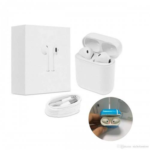 Беспроводные наушники iFans i8 (Afans). Bluetooth гарнитура аналог AirPods