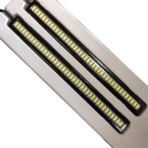 Ходовые огни на металлической основе (40 диодов)