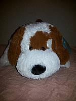 Мягкая игрушка Подушка-игрушка «Собака»  55 см