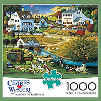 Пазлы Buffalo Hound of the Baskervilles - 1000 штук
