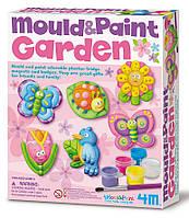 Набор для творчества Обитатели сада 4M (00-03512), фото 1