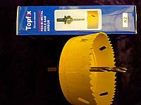 Коронка биметаллическая 95 мм
