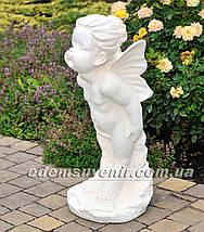 Садовая фигура Амур и Эльфина, фото 3
