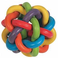 Игрушки из резины для собак