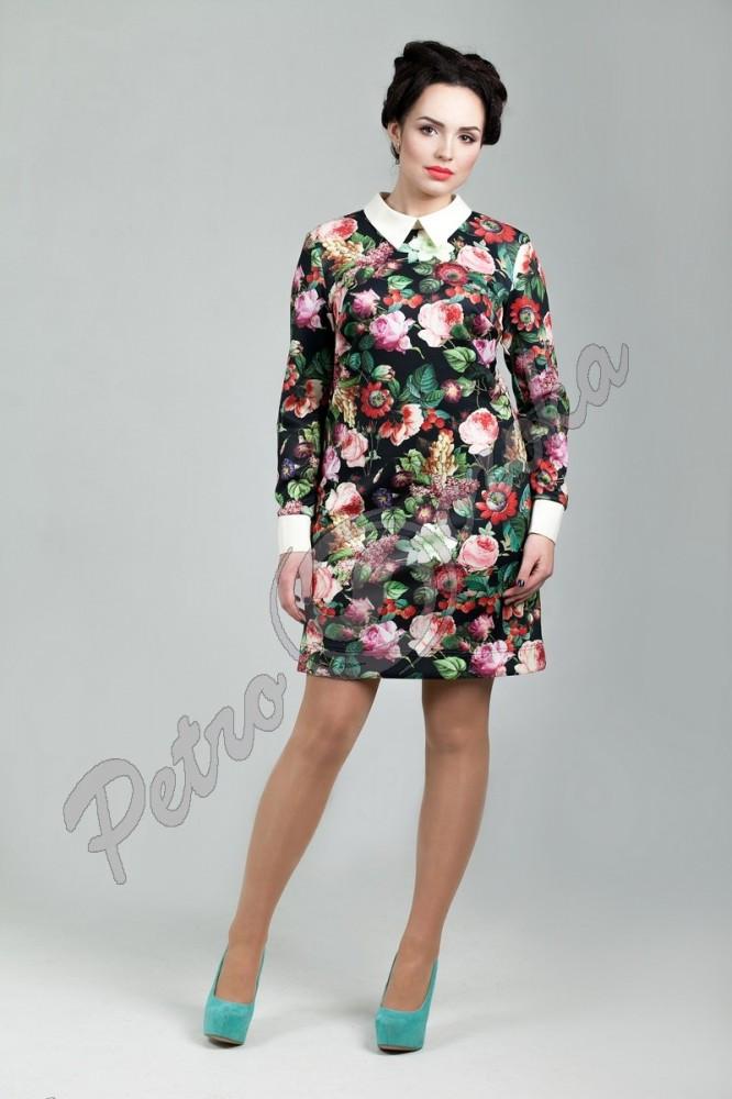 Платье женское Petro Soroka модель КС 2148-04