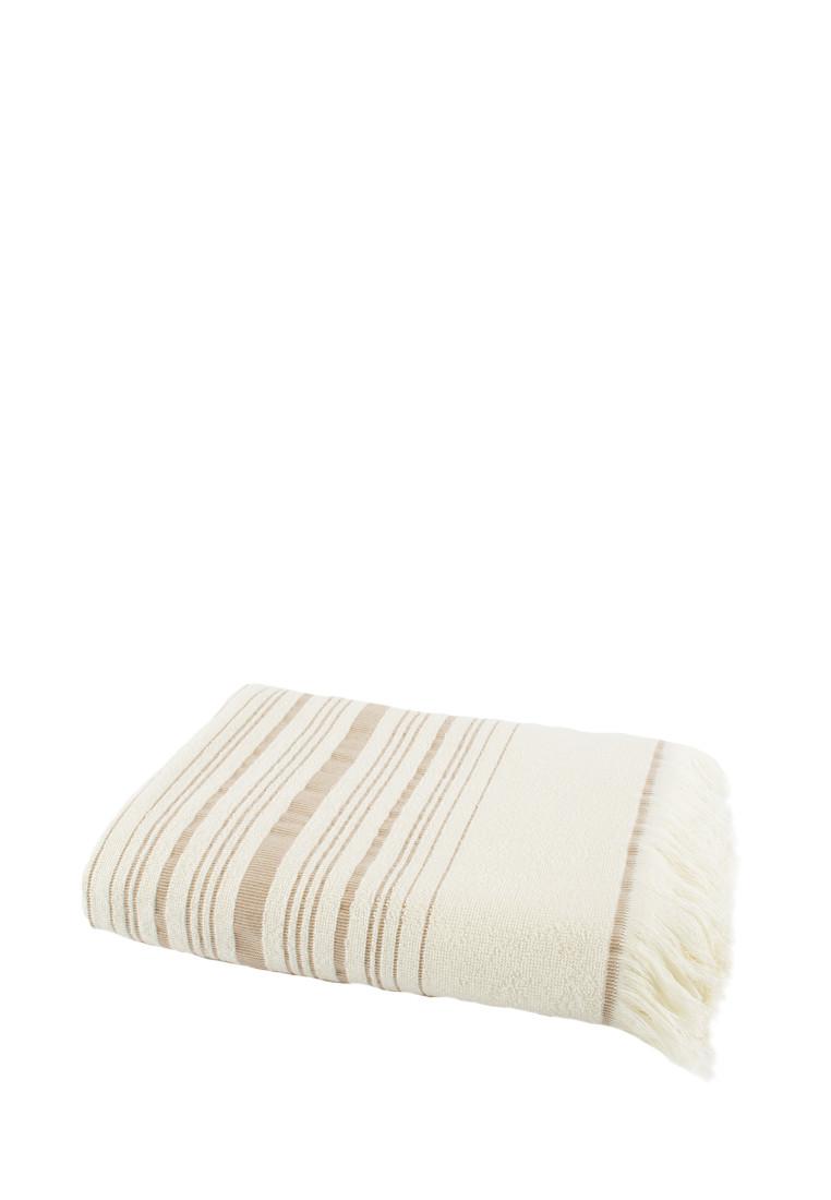 Полотенце бамбук One 80х160 кремовый Irya