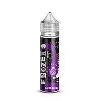 Жидкость для электронных сигарет Frozen Tron David Reed 3 мг 120 мл (Синий виноград)