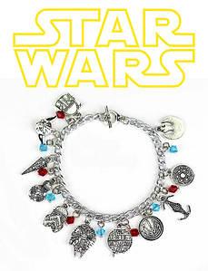 Браслет с подвесками из Star Wars Звездные Войны