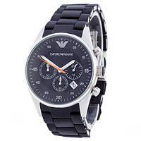 Emporio Armani AR-5905 Silver-Black