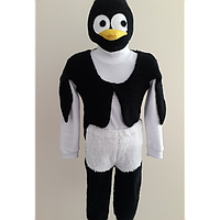 Детский карнавальный новогодний костюм Пингвин 5b623789c9d54