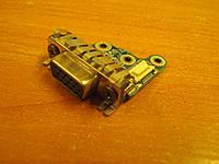 Плата с разъемом VGA 08-20UV0120I Asus V6000 бу