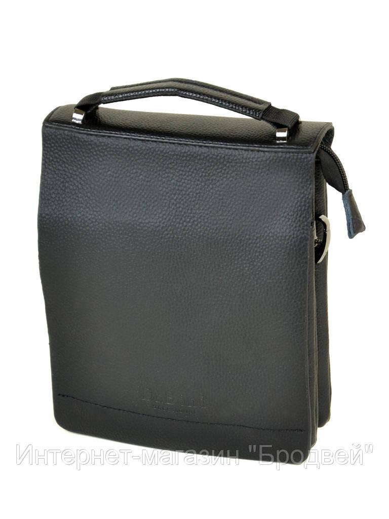 Стильная сумка-планшет кожзам dr.Bond